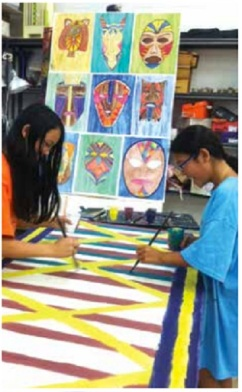 OSilas Art Studio Camp Programs pic2