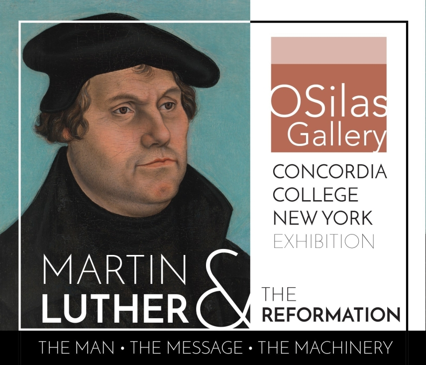 Reformation Exhibition Announcement
