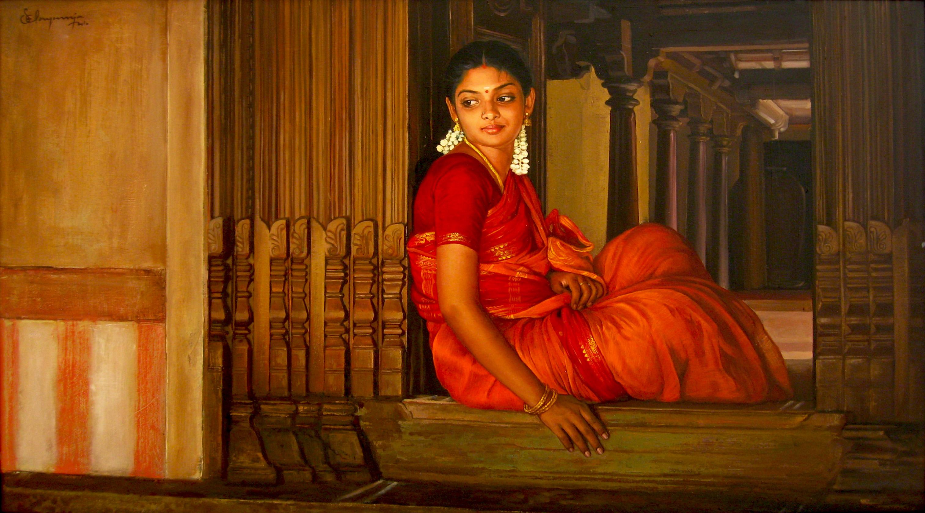 indian school of paintings