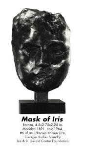 Mask of Iris - Flladi
