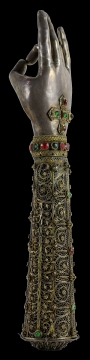 Arm Reliquary of St Sahak Partev