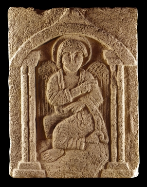 Bas-Relief of an Angel